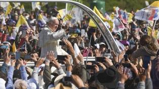 Bachelet y Piñera condenaron los atentados previos a la llegada del Papa a Temuco