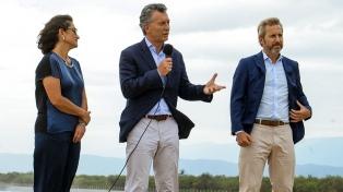 """Macri: """"Mi sueño es que el Norte sea el que tenga más dinámica de crecimiento"""""""