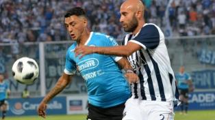 Talleres y Belgrano terminaron a mano en el estadio Kempes
