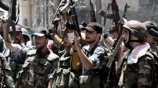 Siria respondió a EEUU que luchará hasta terminar con la presencia extranjera ilegal