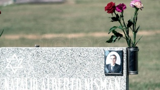 Homenajearon a Alberto Nisman a tres años de su muerte