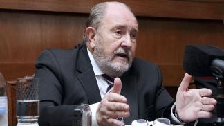 El gobernador de la Provincia, Carlos Verna