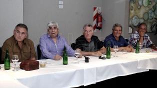 Sindicalistas exigieron paritarias libres y la derogar la ley previsional