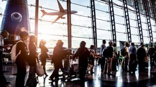 Unos 4.100 millones de pasajeros se movilizaron en avión en 2017
