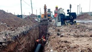 Aprueban modelo de crédito por US$ 70 millones para obras de agua y saneamiento