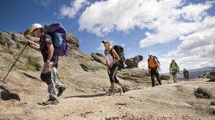 Los senderistas que visiten Parques Nacionales deberán inscribirse en un registro