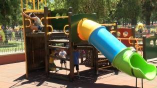 Niños y niñas participarán en el diseño de los patios de juegos de las plazas
