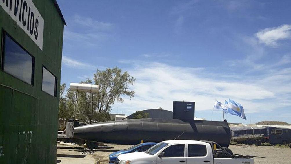 La jueza federal Marta Yáñez citó a autoridades de la Armada