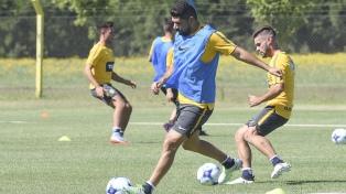 Ortigoza sufrió una distensión muscular antes de la Superliga