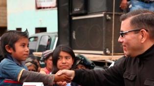 Un ex candidato presidencial pidió asilo en EEUU tras ser detenido allí