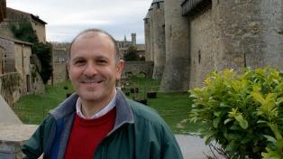 """Mariano Carou: """"Comer es un acto más destinado al recuerdo que a la permanencia"""""""