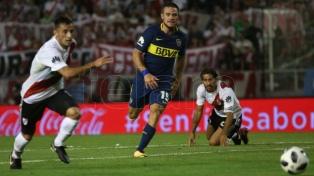River le ganó 1-0 a Boca y se quedó con el primer superclásico del año