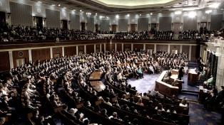El Congreso rechazó la emergencia financiera para costear el muro