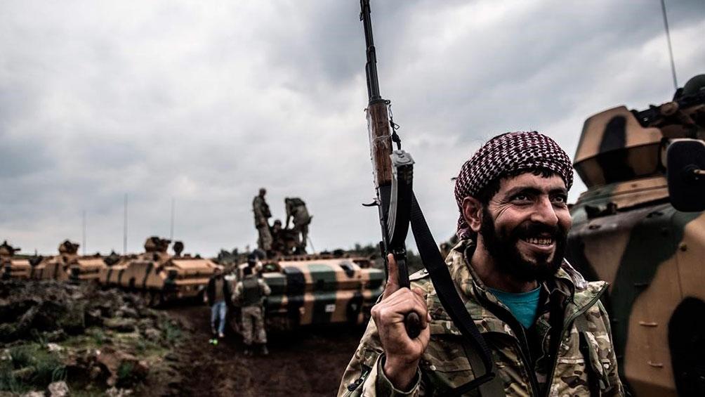 Milicias kurdas aseguran haber