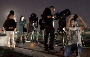 El Parque Astronómico de La Punta, un atractivo más que ofrece San Luis