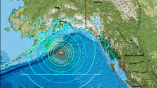 Cancelan el alerta de tsunami en el Pacífico por el sismo de 7,9 grados