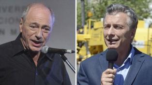 """Macri:""""Es una vergüenza lo de Zaffaroni; debería ser el primero en defender la democracia"""""""