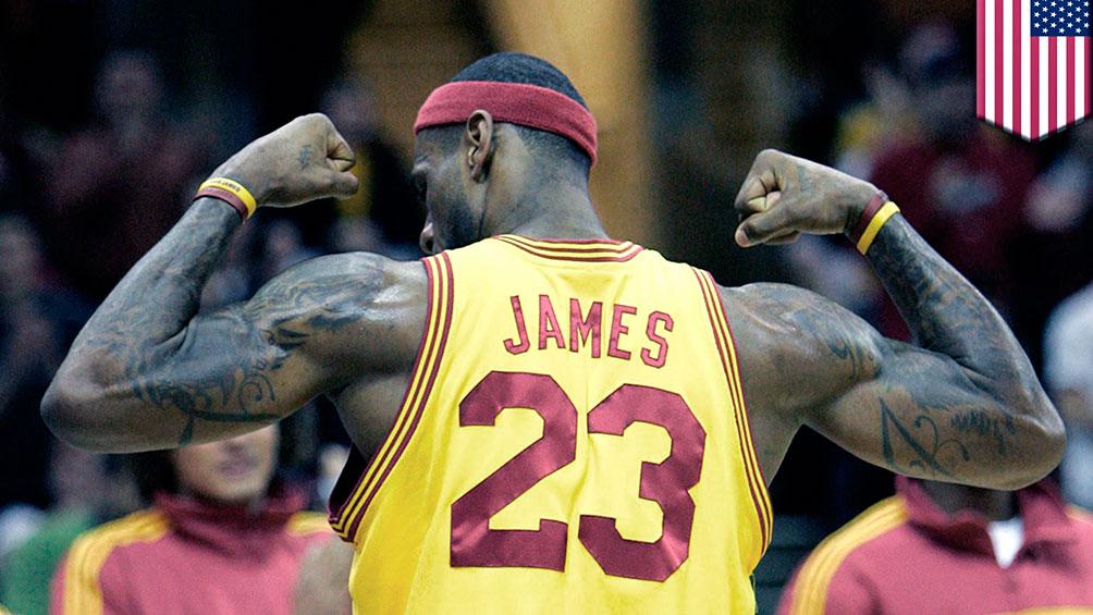 LeBron James logró un récord en el triunfo de los Lakers ante Oklahoma