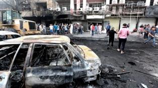 Elevan a 53 el número de muertos de un ataque a un centro de migrantes
