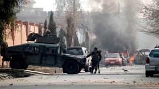 Al menos 22 muertos en combates entre talibanes y fuerzas de seguridad