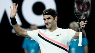 Federer venció a Berdych y avanzó a semifinales