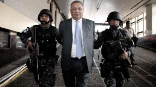 Detuvieron a un ex presidente del Congreso por corrupción