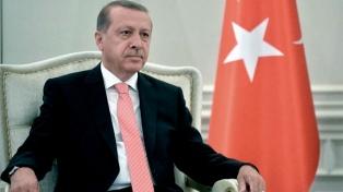 Erdogan anuncia que ampliará su ofensiva kurda en el norte de Siria e Irak