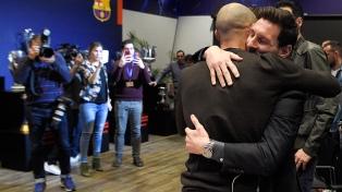 """Mascherano se despidió del Barcelona y dijo que """"se terminó un sueño"""""""