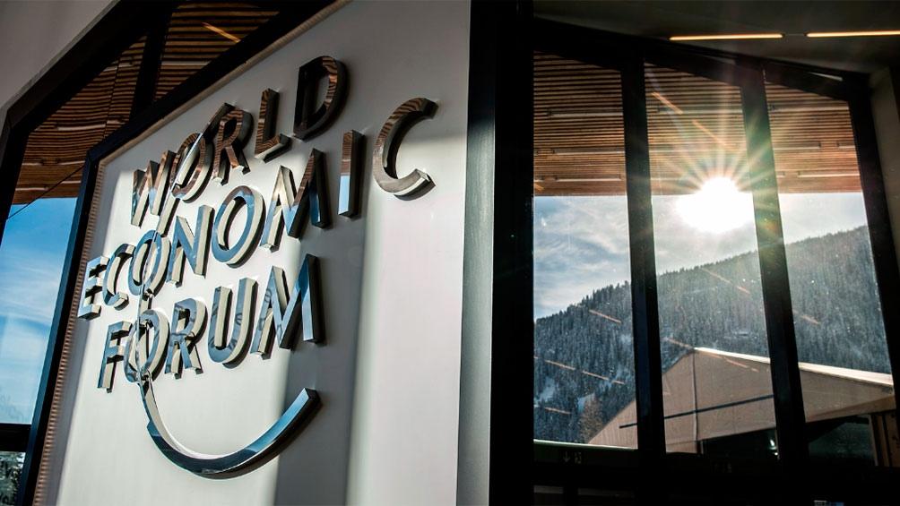 Donald Trump abucheado en el Foro Económico Mundial en Davos