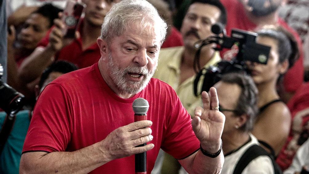 Lula no teme la cárcel: