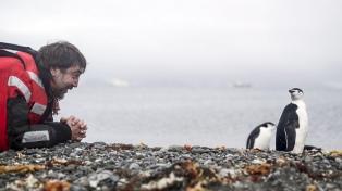 Javier Bardem viajó a la Antártida en defensa de la preservación de la riqueza del mar