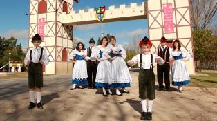 La ciudad de Crespo promueve sus raíces alemanas con fiestas todo el año