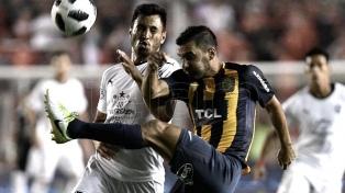 Independiente y Central empataron en Avellaneda
