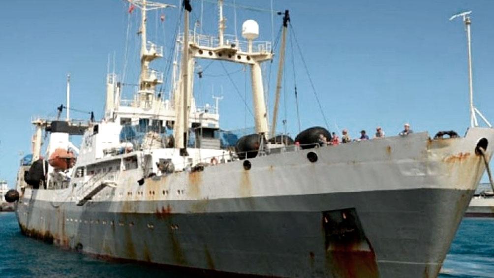 Barco ruso con 21 tripulantes desaparece en el mar de Japón