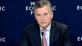 """Macri anticipó que la Argentina le dará al G20 """"una perspectiva desde el Sur"""""""
