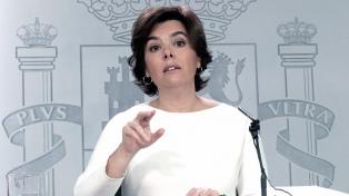 Madrid apelará ante el Tribunal Constitucional la candidatura de Puigdemont