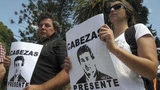 Periodistas y reporteros gráficos recordaron a Cabezas