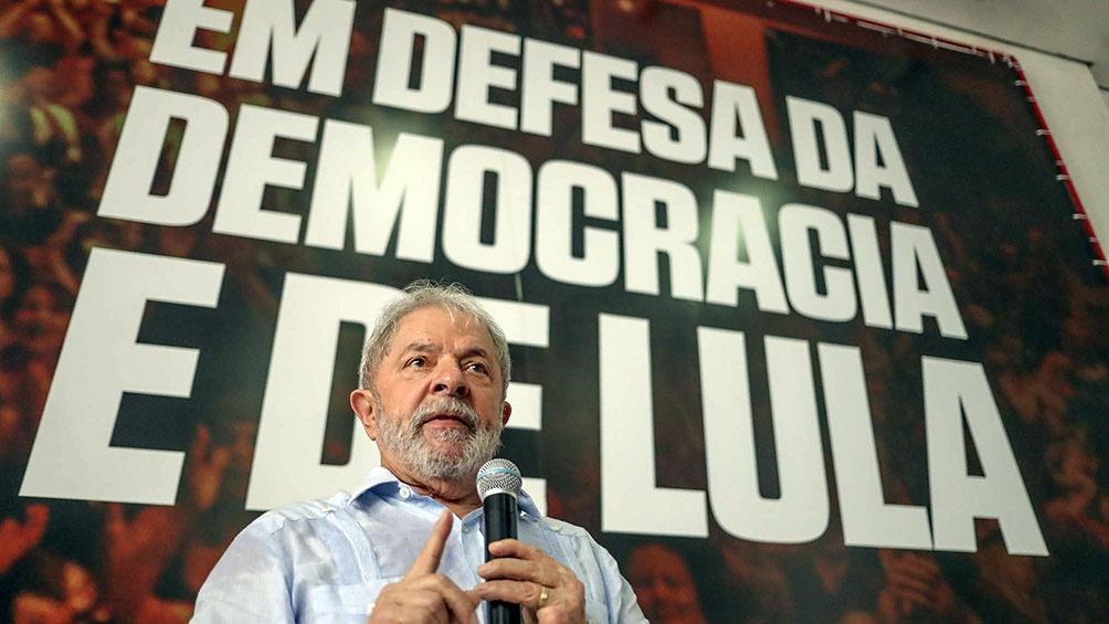 Lula da Silva no se entrega en plazo establecido por juez