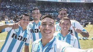 Coudet confirmó el equipo titular con Ricardo Centurión