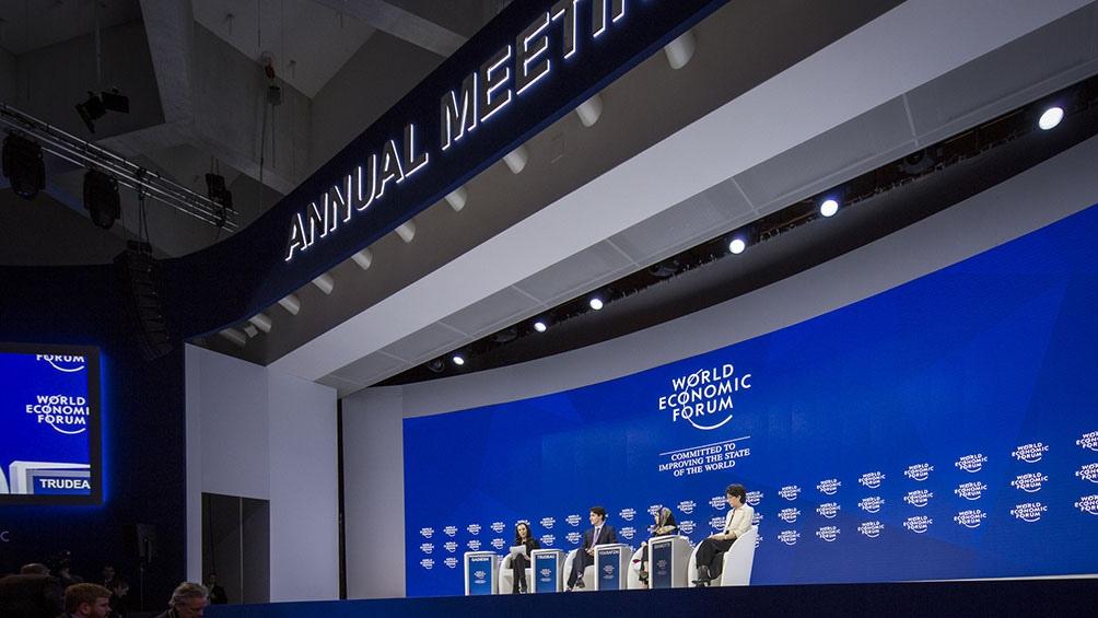 SUIZA: Más de 3.000 líderes, personalidades y empresarios del mundo se reunirán en Foro de Davos