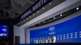 """Argentina """"tuvo un rol protagónico"""" en Davos, según la CAC"""