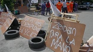 En Río Turbio sigue tomada la mina mientras los gremios comienzan negociaciones