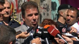 Ritondo confirmó que la policía bonaerense identificó a un sospechoso
