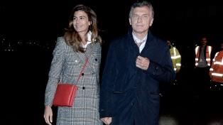 Macri en París: las mejores fotos de la visita oficial