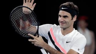 Federer quedó eliminado y el lunes 2 de abril dejará de ser el 1 del mundo