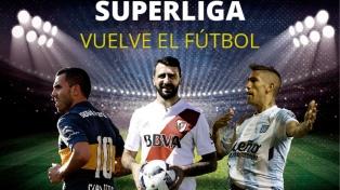 Superliga: números, pases y claves de la vuelta del fútbol