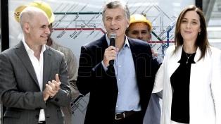 Vidal y Rodríguez Larreta siguen a Macri y vedan designación de familiares en cargos políticos