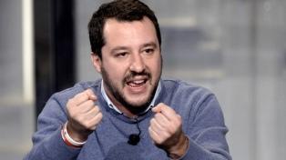 Salvini abre la puerta a apoyos individuales del Partido Democrático