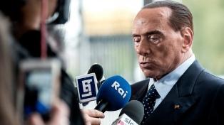 """Berlusconi insiste en que es """"el director de la centroderecha"""""""