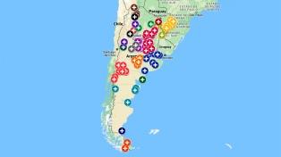 Fiebre amarilla: los centros de vacunación en todo el país